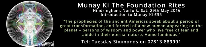 Munay Ki The Foundation Rites