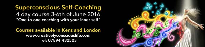 Superconscious Self-Coaching 4 days course