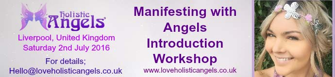 Introduction to Manifesting with Angels Workshop
