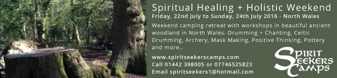 Spiritual Healing + Holistic Weekend