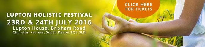 Lupton Holistic Festival