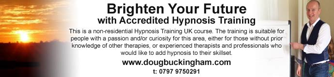 Certificate in Hypnosis