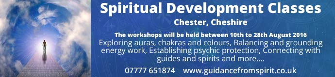Spiritual Development Classes