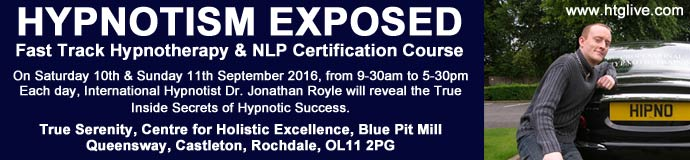 HYPNOTISM EXPOSED - Fast Track Hypnotherapy & NLP Certification Course