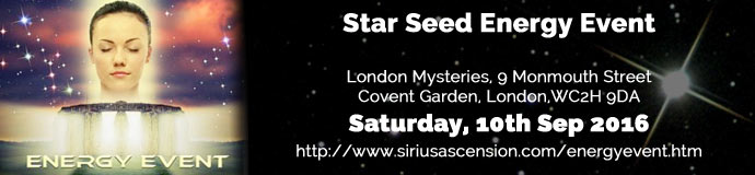 Star Seed Energy Event