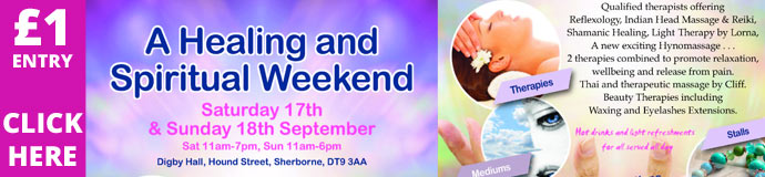 Healing and Spiritual Weekend