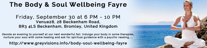 Body and Soul Wellbeing Fayre