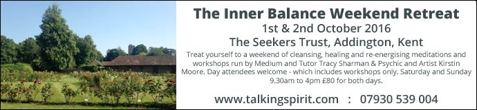 The Inner Balance Weekend Retreat