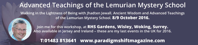 Advanced Teachings of the Lemurian Mystery School