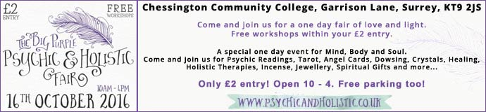 The Pig Purple Psychic & Holistic Fair