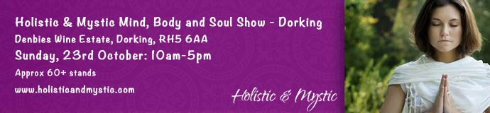 Holistic & Mystic Mind Body Soul Fair