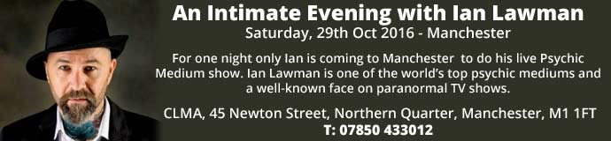 An Intimate Evening with Ian Lawman