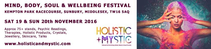 Holistic & Mystic Mind Body Soul Festival