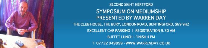 Symposium on Mediumship