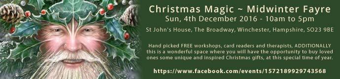 Christmas Magic Midwinter Holistic Fayre