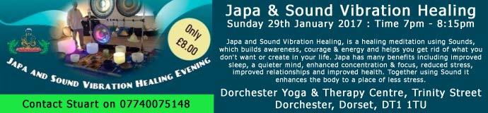 Japa & Sound Vibration Healing
