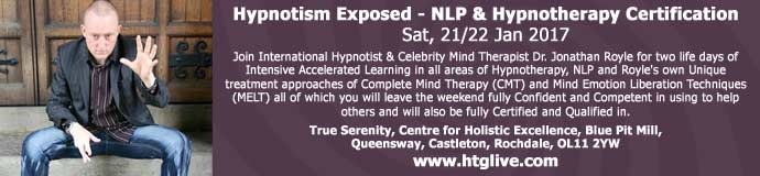 Hypnotism Exposed - NLP & Hypnotherapy Certification