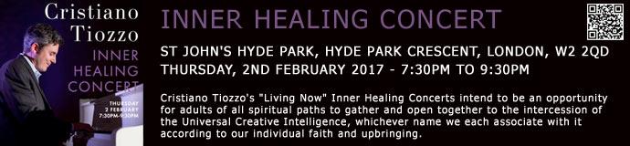 Inner Healing Concert