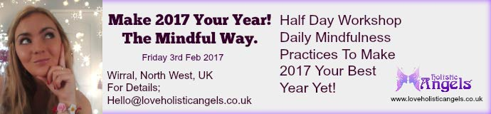 Make 2017 Your Year! - The Mindful Way