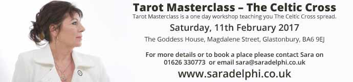 Tarot Masterclass – The Celtic Cross