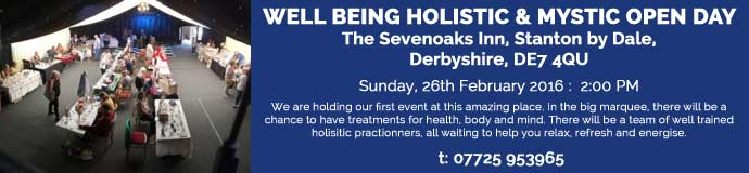 Well Being Holistic and Mystic Open Day