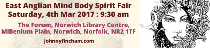east anglian free mind body & spirit fair