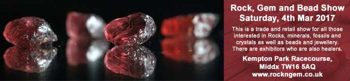Rock, Gem and Bead Show