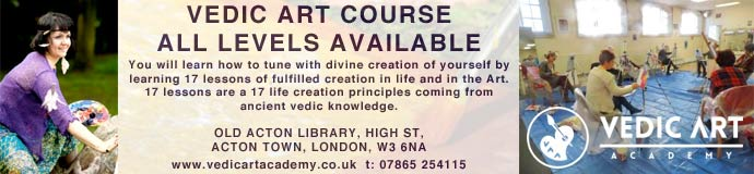 Vedic Art course all levels available