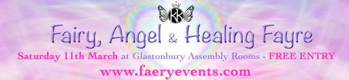 Fairy, Angel & Healing Fayre