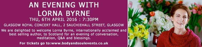 An Evening with Lorna Byrne