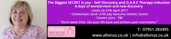 The Biggest SECRET is you - Self Discovery and D.A.R.E Therapy Induction