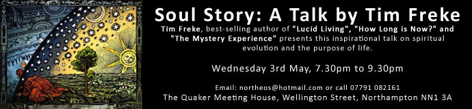 Soul Story: A Talk by Tim Freke