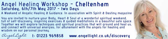 Angel Healing Workshop