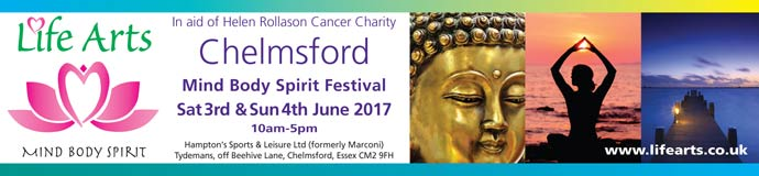 Chelmsford Mind Body Spirit Event