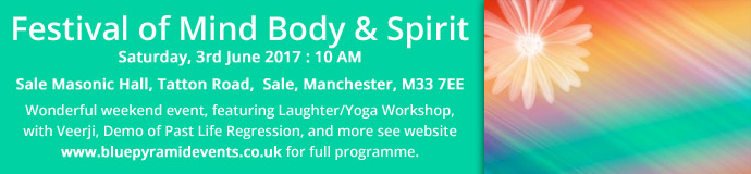 Festival of Mind Body & Spirit