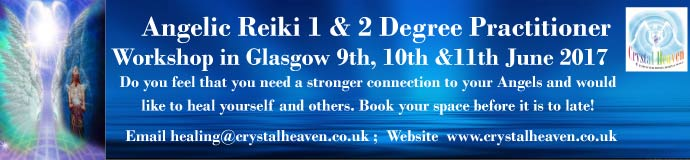 Angelic Reiki 1&2 Practitioner