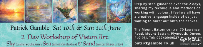 2 day Vision Art Workshop