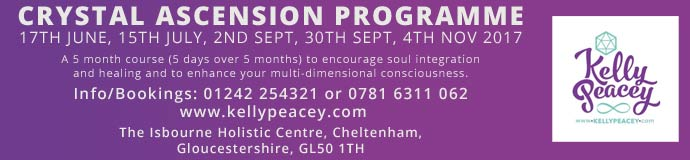 Crystal Ascension Programme