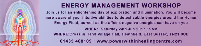 Energy Management Workshop
