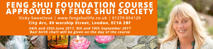 Feng Shui Foundation Course Approved by Feng Shui Society