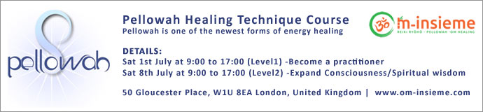 Pellowah Healing Technique Course
