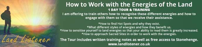 How to Work with the Energies of the Land