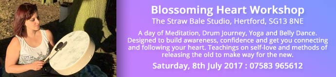 Blossoming Heart Workshop