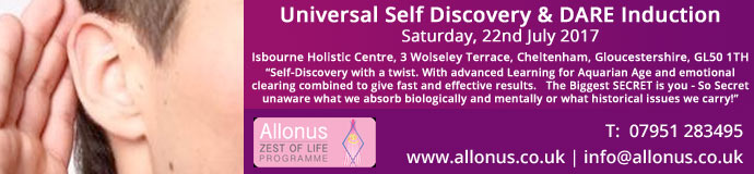 Universal self discovery & DARE induction