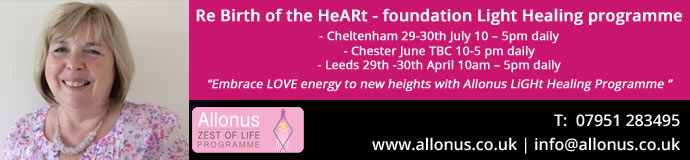 Re Birth of the HeARt - foundation Light Healing programme