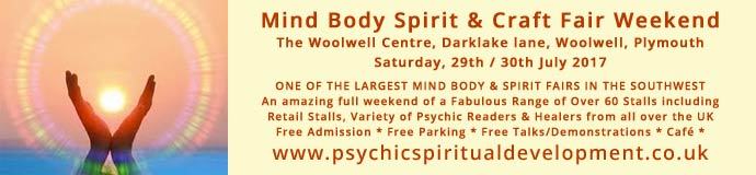 Mind Body Spirit & Craft Fair Weekend