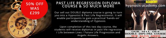 Past Life Regression Double Diploma Course & so much more