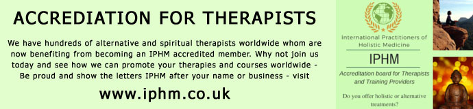 Accreditation for Therapists
