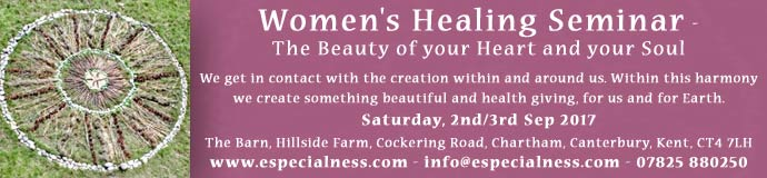 Women's Healing Seminar - The Beauty of your Heart and your Soul