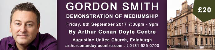 Gordon Smith Demonstration of Mediumship